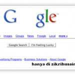 "Zik the magician code, hilangkan OO dalam Google ""search Engine"""