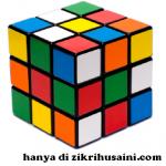 Permainan Rubik's Cube yang mencabar minda!