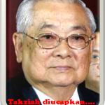 Mantan menteri pulau Pinang Meninggal Dunia