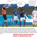 Malaysia mara ke pusingan kedua biarpun kalah dengan China 3-0