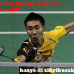 Lee Chong mara ke final bertemu Taufik Hidayat terbuka Malaysia Proton series 2011
