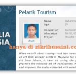 Abang Aku terpilih Dana belia 1 Malaysia
