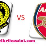 Keputusan terkini malaysia vs Arsenal 13 Julai 2011
