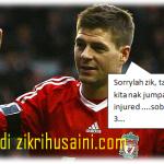 Steven Gerrard tak jadi turun asia,& keputusan undian olimpik 2012