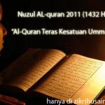 Nuzul Al-quran: Peristiwa yang perlu diambil iktibar