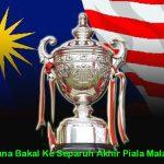 Semarakkan kempen Piala Malaysia 2011,(Suku Akhir, Separuh Akhir, Akhir)