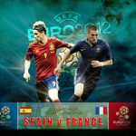Keputusan terkini France [Perancis] VS Spain [Sepanyol] 24 Jun 2012