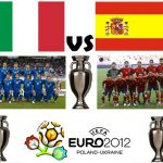 Keputusan terkini AKHIR, Spain VS Italy Euro 2012, 2 Julai 2012