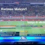Kebangkitan harimau malaya vs Yemen 2-1(kelayakkan piala asia 2015)