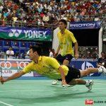 Beregu emas terkandas di suku akhir, kejohanan dunia 2013 Guangzhao