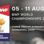Keputusan terkini pemain malaysia, Kejohanan Badminton Dunia 2013