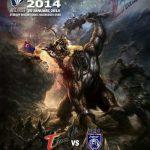 Liga Super Jdt vs t-team 25 januari 2014