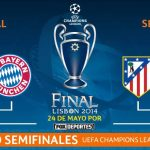 Keputusan undian separuh akhir liga juara eropah2014