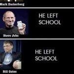 Kisah kejayaan orang yang gagal