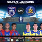 Jdt vs pahang semi final 1st leg 5 mei 2014