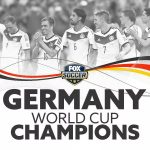 Germany juara piala dunia edisi 2014