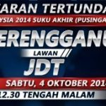 Jdt vs terengganu piala malaysia 03.10.2014