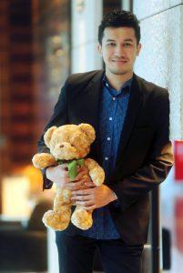 travelling beruang,