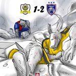 Video goal highlights JDT 2-1 Perak piala malaysia 5.11.2015