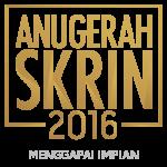 Keputusan penuh pemenang, Anugerah Skrin 2016 tv3