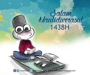 SALAM MAULIDUR RASUL 2017/1438