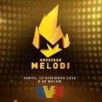 Keputusan penuh pemenang anugerah melodi 2016