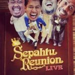Live streaming sepahtu reunion live episod 2, 2017