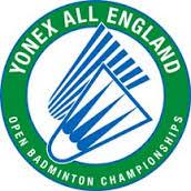 all england, badminton, yonex all england