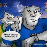 JDT Juara Piala malaysia 2017 tewaskan kedah 2-0