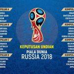 Keputusan undian piala dunia 2018, Russia !