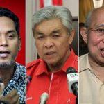 Live streaming debat presiden Umno 29.6.2018