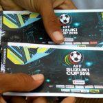 Beli tiket final malaysia vs vietnam aff suzuki 2018