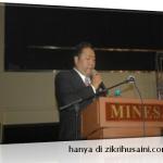 Dato' Mahathir Lokman kuasai pelbagai bahasa.