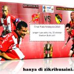 Negeri manakah juara? Piala Malaysia 2010?