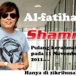 Shamrin Fotograf Meninggal dunia akibat kekejangan??