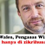 Rayuan peribadi Pengasas Wikipedia kepada pengguna Wikipedia diseluruh Dunia