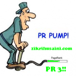 PR Update?? zikrihusaini.com kini PR 3 wink wink!!