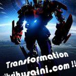 Transformasi zikrihusaini.com 2011