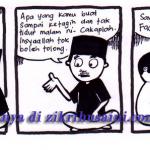 Kartun Malaysia : Ketagih yang memang dah kronik!! Bomoh pun tak mampu menyembuhkannya