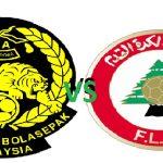 Info tiket :Malaysia vs lubnan 2nd leg 23 Jun 2011