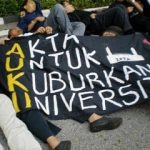 Pengiktirafan orang muda dalam berpolitik (mahasiswa)