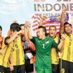 Majalah 3 (Dokumentari Harimau Muda Sukan sea 2011, liku-liku perjuangan di Indonesia)