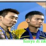 Lee Chong juara terbuka Korea selatan wei tewaskan Lindan (3 set) untuk tahun baru 2012