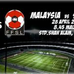 Malaysia 6-0 Sri lanka, Syabas weyh [perlawanan persahabatan 28/04/2012]