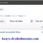 Post blog yang ke seribu, Zikrihusaini.com (terima kasih semua!)
