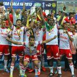Kelantan Julang piala FA 2013,