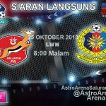 Keputusan terkini kelantan vs atm, separuh akhir2, piala malaysia 2013
