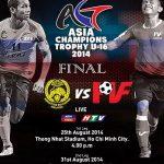 Keputusan hmu vs pvf final 2nd leg act u16 31.08.2014