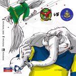 Pahang vs kedah separuh akhir pertama, piala malaysia 19/10/2014