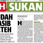 Jadual baru suku akhir, separuh akhir, akhir, piala malaysia 2014